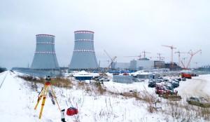 топосъемка атомной станции, геодезические изыскания атомных объектов, топосъемка аэс