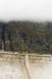 геологические работы для ГЭС, геологические изыскания на плотинах, изыскания гидротехнические сооружения