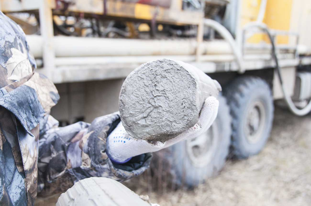 геологические изыскания для строительства, геологические работы, геология участка,