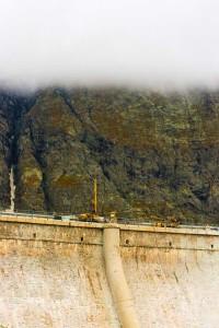 инженерные изыскания на плотине, инженерные изыскания на ГЭС