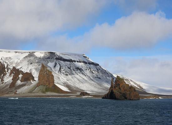 Инженерные изыскания в Арктике