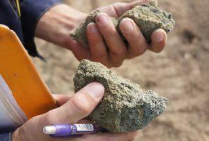 Геологическое исследование грунтов